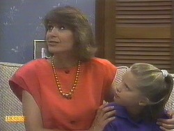 Beverly Robinson, Katie Landers in Neighbours Episode 0679