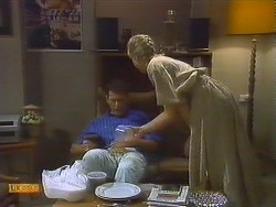 Tony Romeo, Jane Harris in Neighbours Episode 0681