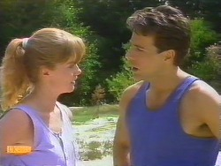 Sally Wells, Tony Romeo in Neighbours Episode 0681