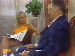 Jane Harris, Harold Bishop in Neighbours Episode 0681