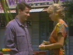 Tony Romeo, Jane Harris in Neighbours Episode 0682