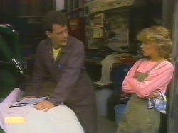 Tony Romeo, Charlene Mitchell in Neighbours Episode 0682