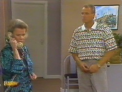 Helen Daniels, Jim Robinson in Neighbours Episode 0682