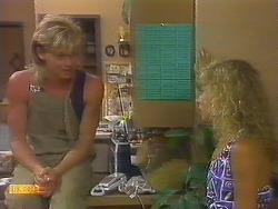 Scott Robinson, Charlene Robinson in Neighbours Episode 0683