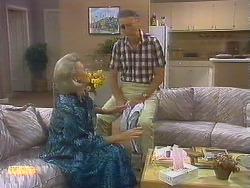 Helen Daniels, Frank Darcy in Neighbours Episode 0683