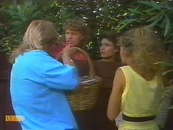 Scott Robinson, Henry Ramsay, Beverly Robinson, Charlene Robinson in Neighbours Episode 0683