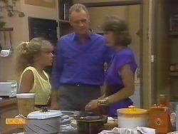 Charlene Robinson, Jim Robinson, Beverly Robinson in Neighbours Episode 0683