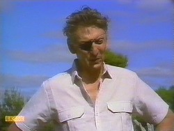 Frank Darcy in Neighbours Episode 0684