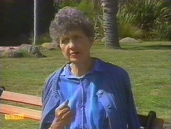 Nell Mangel in Neighbours Episode 0684