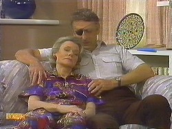 Helen Daniels, Frank Darcy in Neighbours Episode 0684