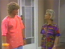 Henry Ramsay, Helen Daniels in Neighbours Episode 0684