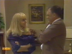 Jane Harris, Harold Bishop in Neighbours Episode 0684