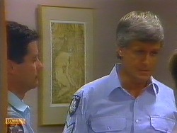 Police Officer in Neighbours Episode 0685