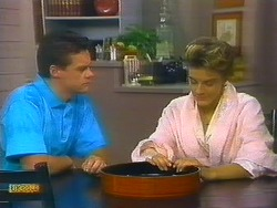 Paul Robinson, Gail Robinson in Neighbours Episode 0685
