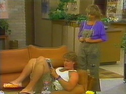 Henry Ramsay, Charlene Robinson in Neighbours Episode 0685