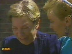 Eileen Clarke, Sally Wells in Neighbours Episode 0691