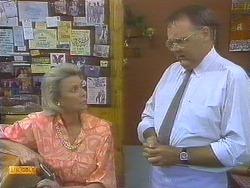 Helen Daniels, Harold Bishop in Neighbours Episode 0691