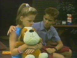 Katie Landers, Todd Landers in Neighbours Episode 0691