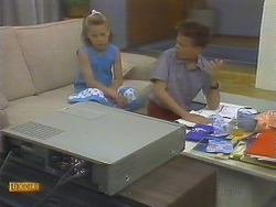 Katie Landers, Todd Landers in Neighbours Episode 0692