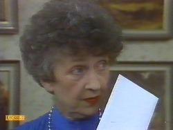 Nell Mangel in Neighbours Episode 0692