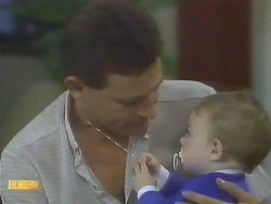 Des Clarke, Jamie Clarke in Neighbours Episode 0693