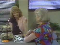 Madge Bishop, Helen Daniels in Neighbours Episode 0693