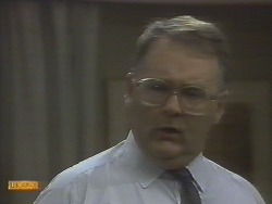 Harold Bishop in Neighbours Episode 0693