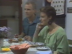 Jim Robinson, Gail Robinson in Neighbours Episode 0694