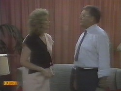 Madge Ramsay, Harold Bishop in Neighbours Episode 0694