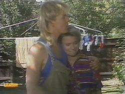 Scott Robinson, Helen Daniels in Neighbours Episode 0695