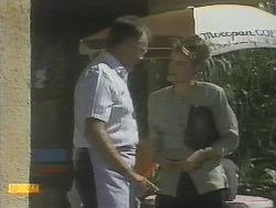 Harold Bishop, Gail Robinson in Neighbours Episode 0695