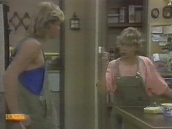 Scott Robinson, Charlene Mitchell in Neighbours Episode 0695