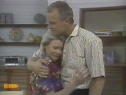 Helen Daniels, Jim Robinson in Neighbours Episode 0695