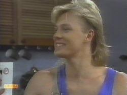 Scott Robinson in Neighbours Episode 0695