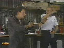 Tony Romeo, Harold Bishop in Neighbours Episode 0695