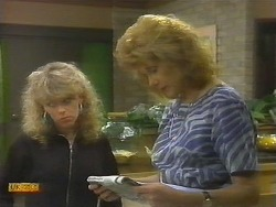 Charlene Robinson, Madge Ramsay in Neighbours Episode 0696