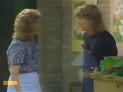 Madge Bishop, Henry Ramsay in Neighbours Episode 0697