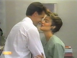 Paul Robinson, Gail Robinson in Neighbours Episode 0697
