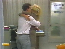 Paul Robinson, Crystal in Neighbours Episode 0697