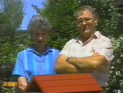Nell Mangel, Harold Bishop in Neighbours Episode 0697