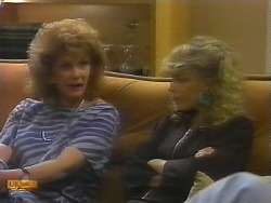 Madge Ramsay, Charlene Robinson in Neighbours Episode 0697