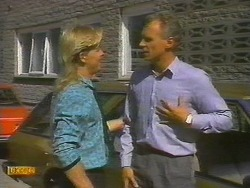 Scott Robinson, Jim Robinson in Neighbours Episode 0699