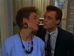 Gail Robinson, Paul Robinson in Neighbours Episode 0702