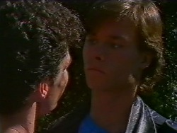 Ted Regan, Mike Young in Neighbours Episode 0702