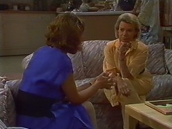 Beverly Marshall, Helen Daniels in Neighbours Episode 0703