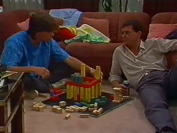 Mike Young, Des Clarke in Neighbours Episode 0703