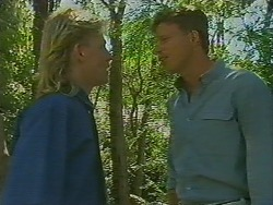 Scott Robinson, Jeff Garrett in Neighbours Episode 0703