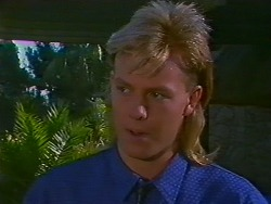 Scott Robinson in Neighbours Episode 0704