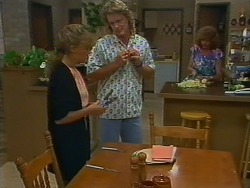 Charlene Robinson, Henry Ramsay, Madge Ramsay in Neighbours Episode 0705