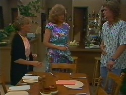Charlene Robinson, Madge Ramsay, Henry Ramsay in Neighbours Episode 0705